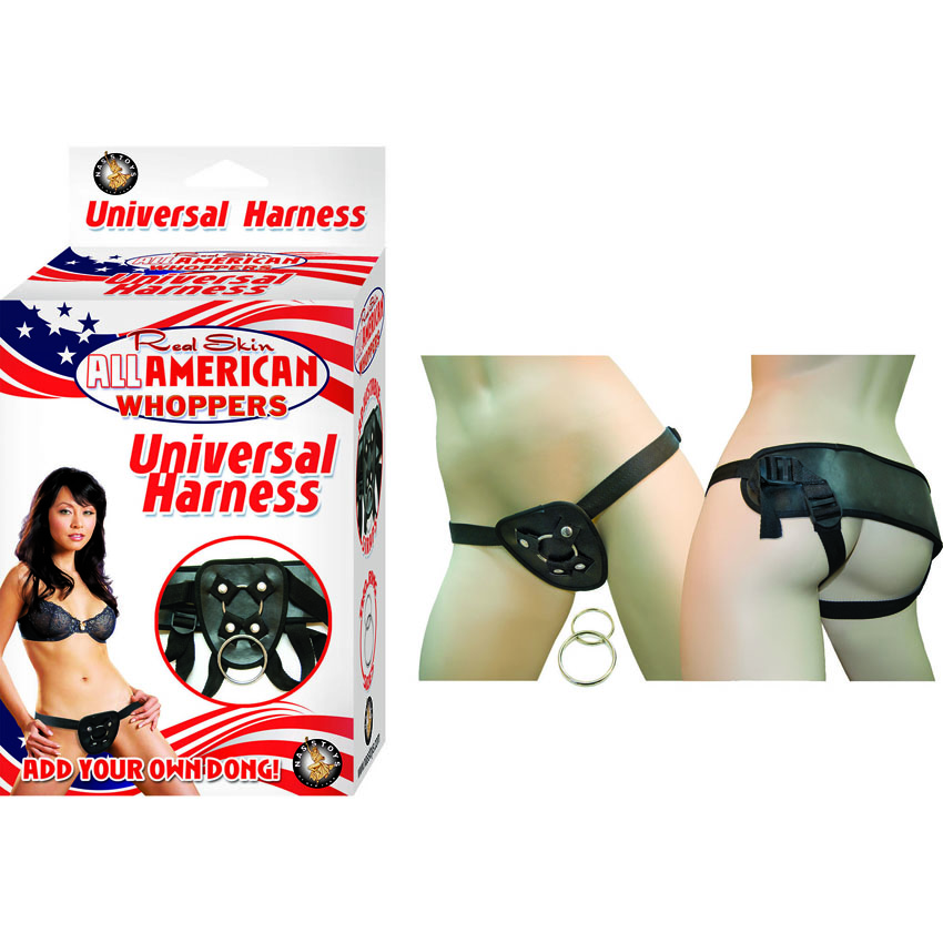 All American Whopper Harness
