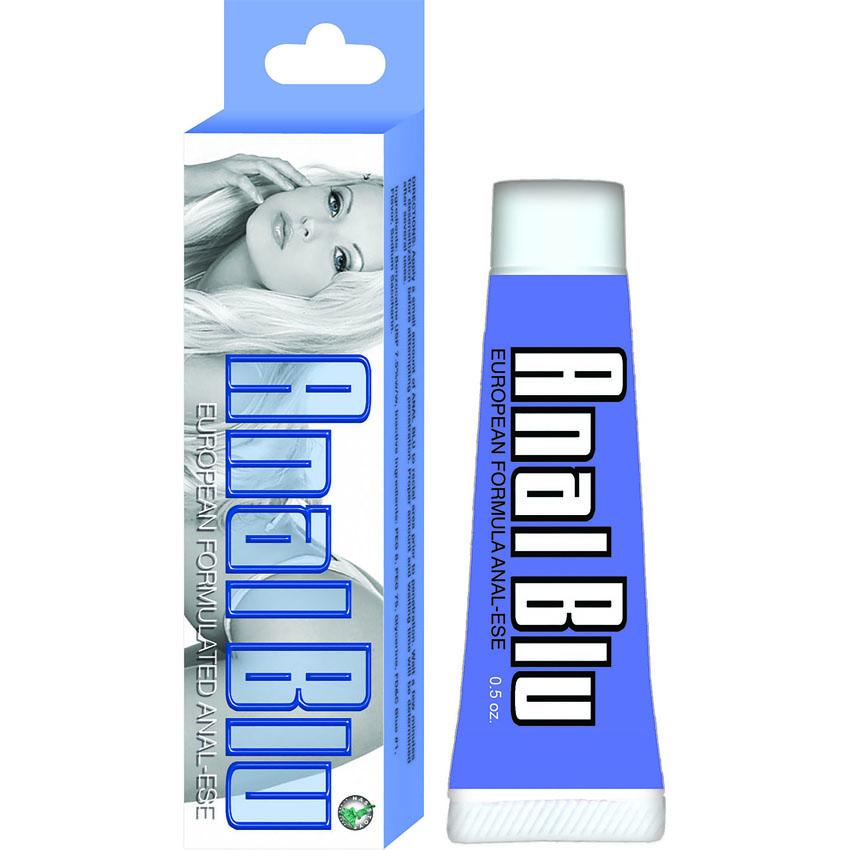 Anal Blu Gel