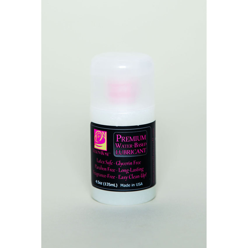 Yellow Rose Water Based Lubricant