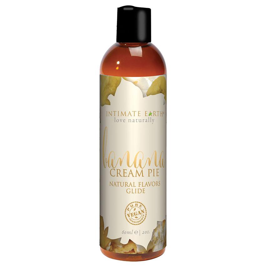 Intimate Earth Oral Pleasure Glide-Banana Cream