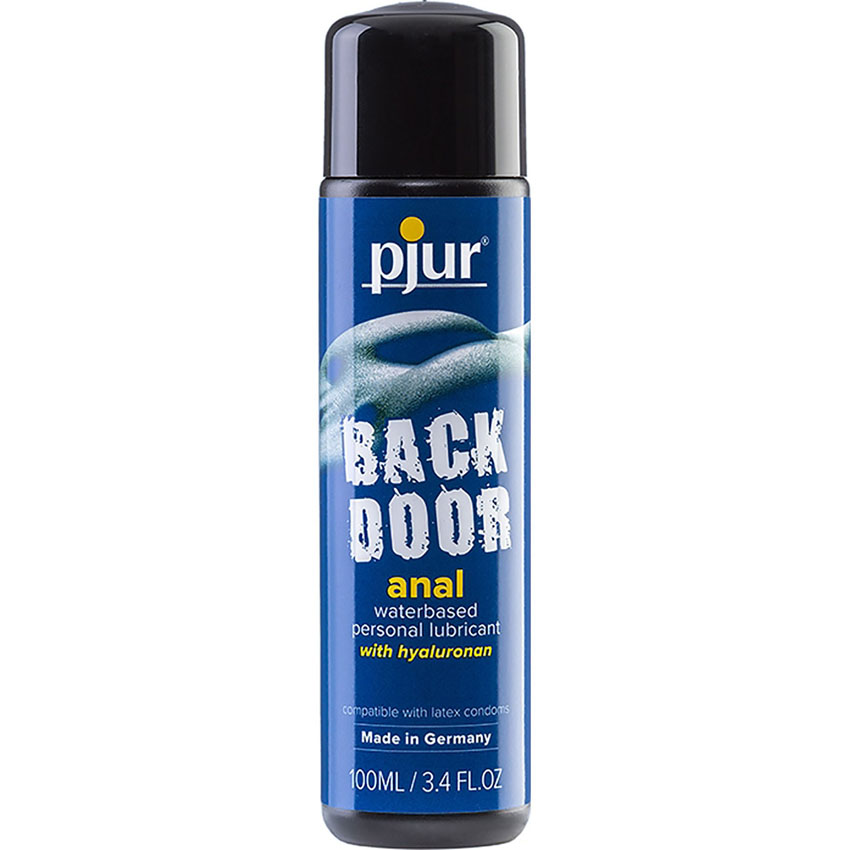 Pjur Back Door Water