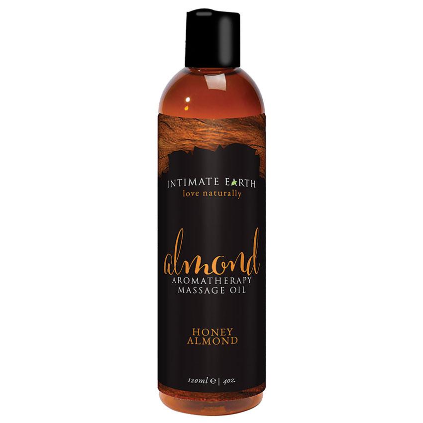 Honey Almond Massage Oil