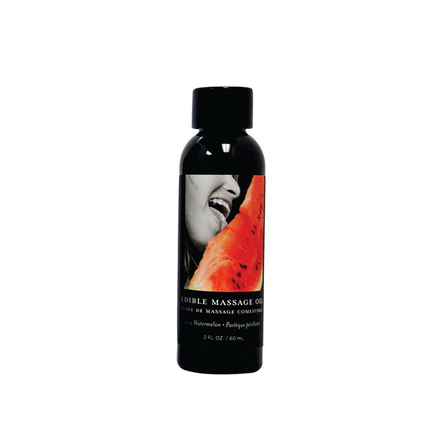 Edible Massage Oil (2oz)-Watermelon