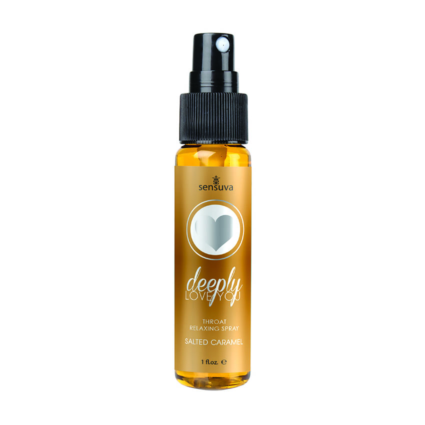 Deeply Throat Spray-Salted Caramel