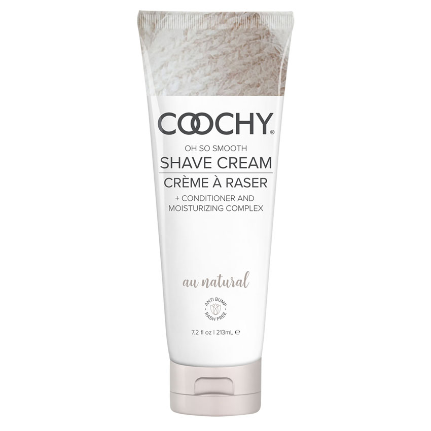 Coochy Shave Cream-au natural