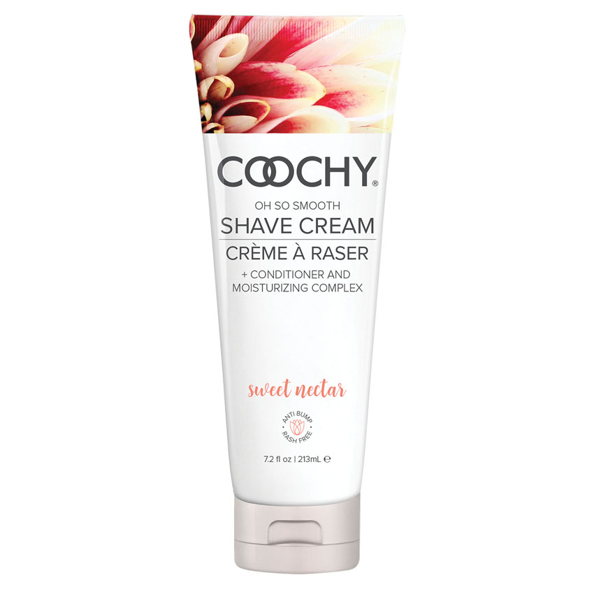 Coochy Shave Cream-Sweet Nectar