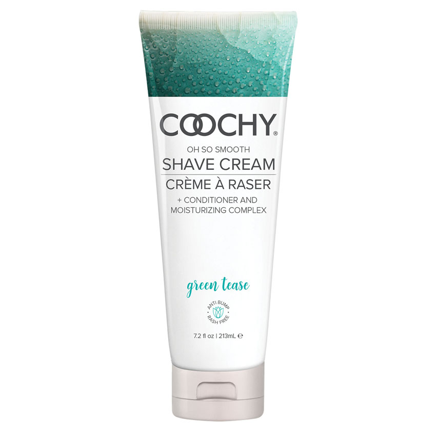 Coochy Shave Cream- Green Tease