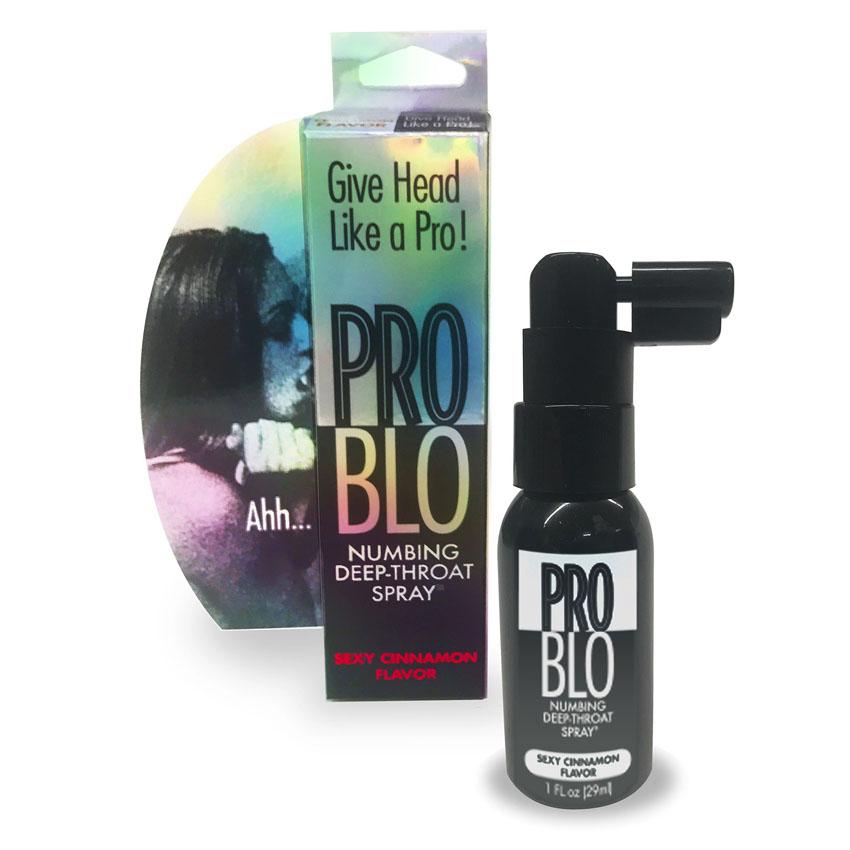 Pro-Blo Spray Cinnamon