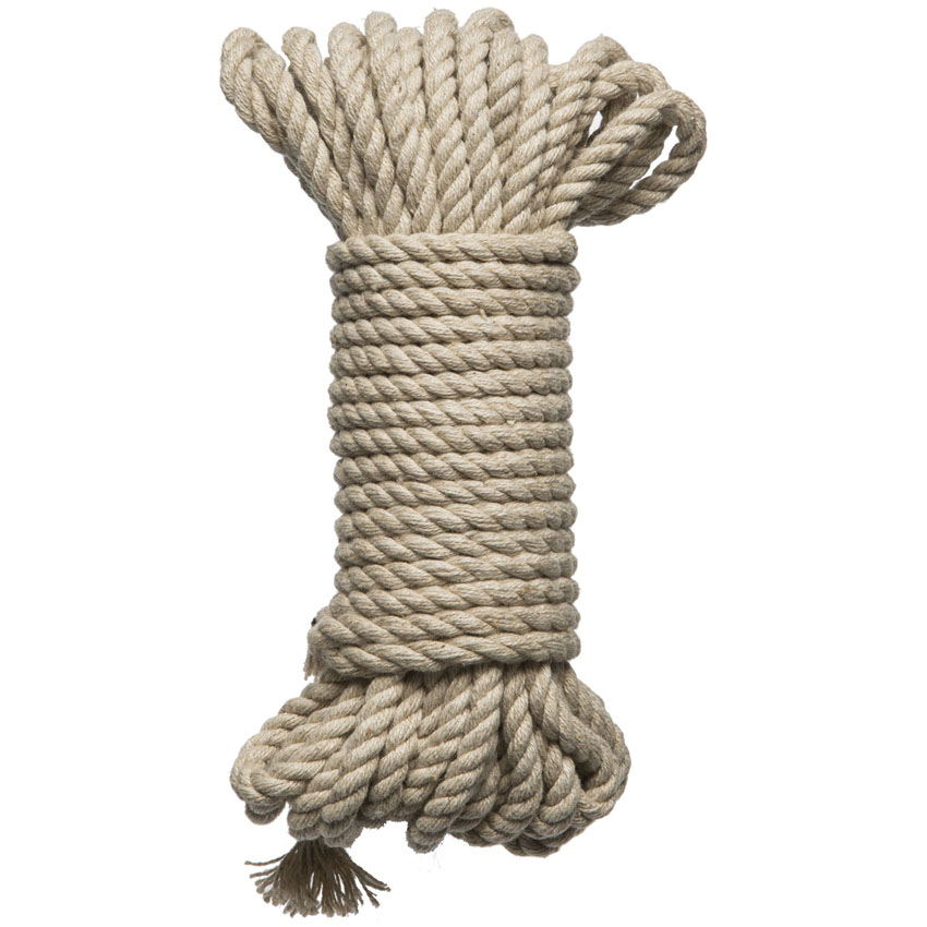Kink- Hogtied Bind & Tie - Bondage Rope