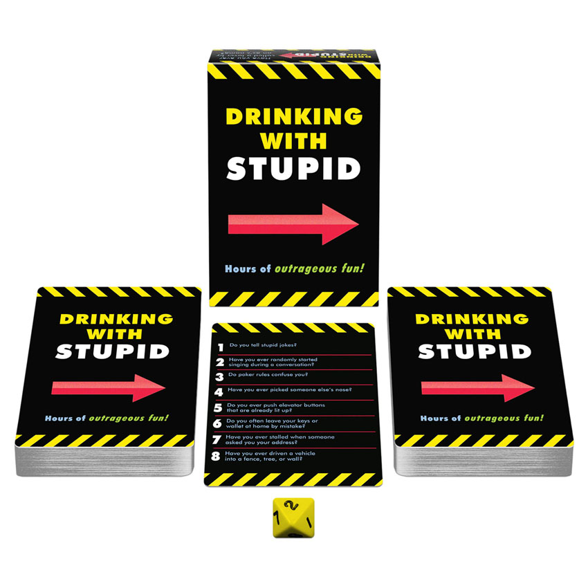 Drinking with Stupid Game