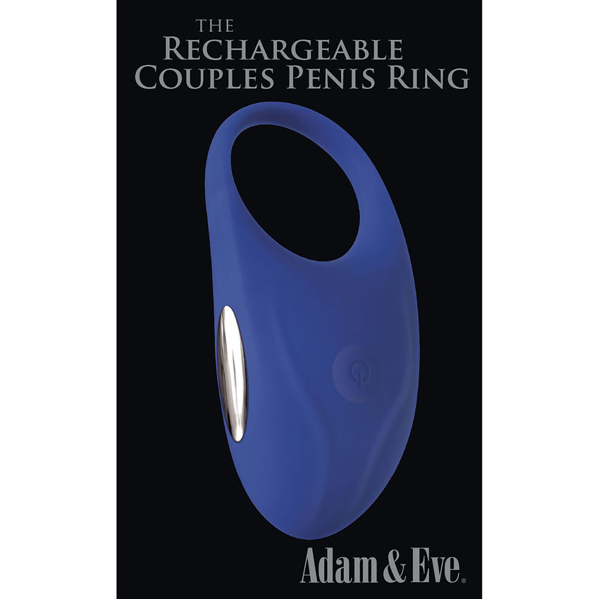A&E Rechargeable Couples Penis Ring