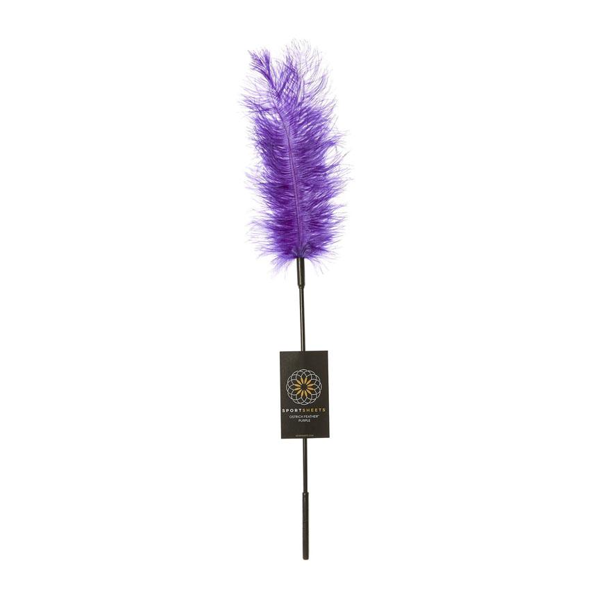 Ostrich Feather Tickler