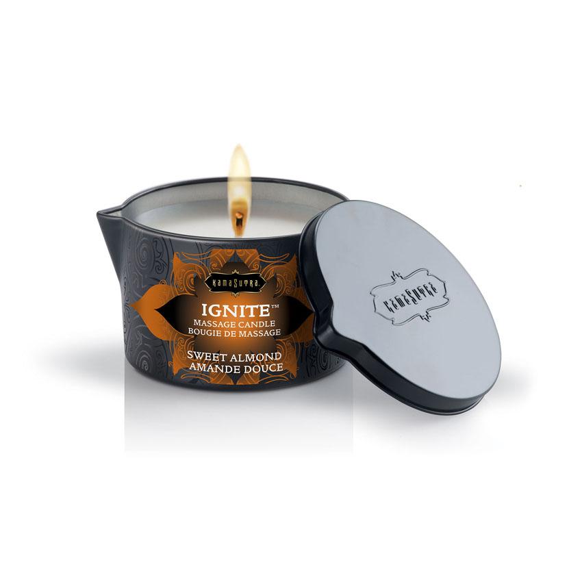 Mediterranean Almond Massage Candle