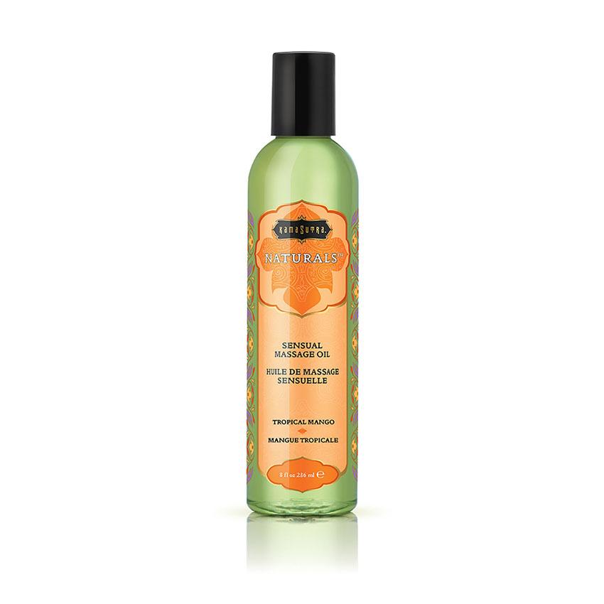 KamaSutra Natural Massage Oil: Tropical Fruits