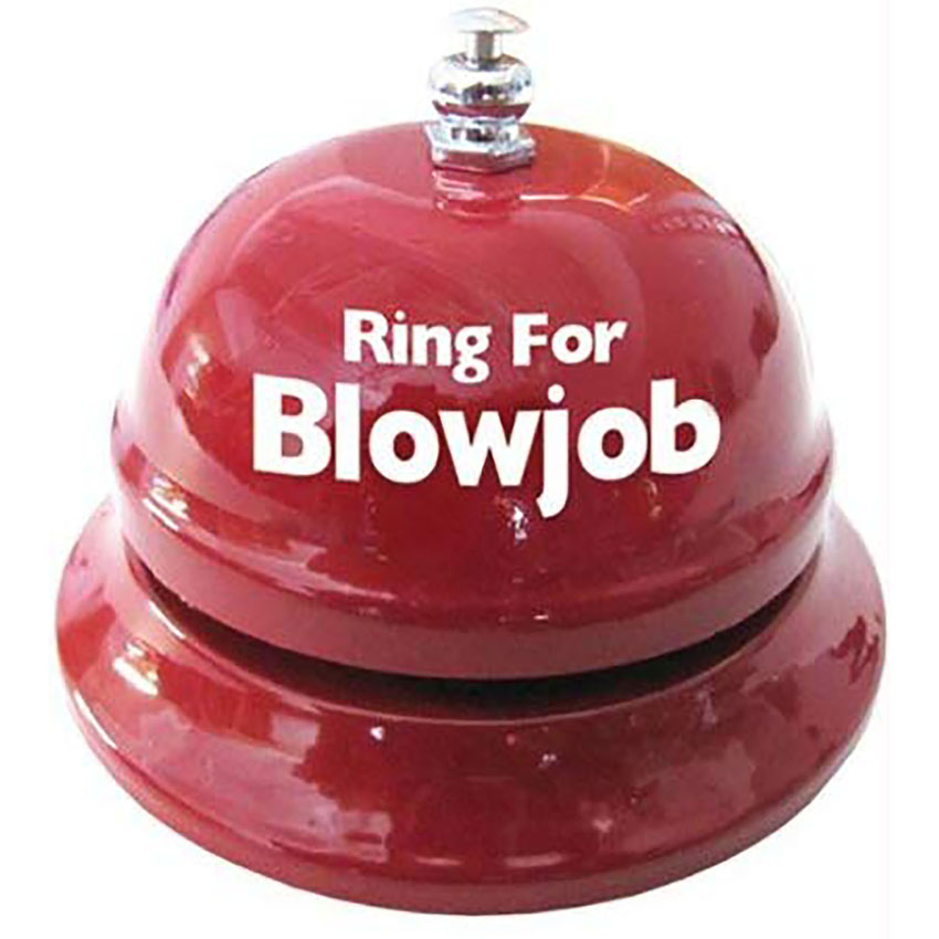 Blow Job Table Bell