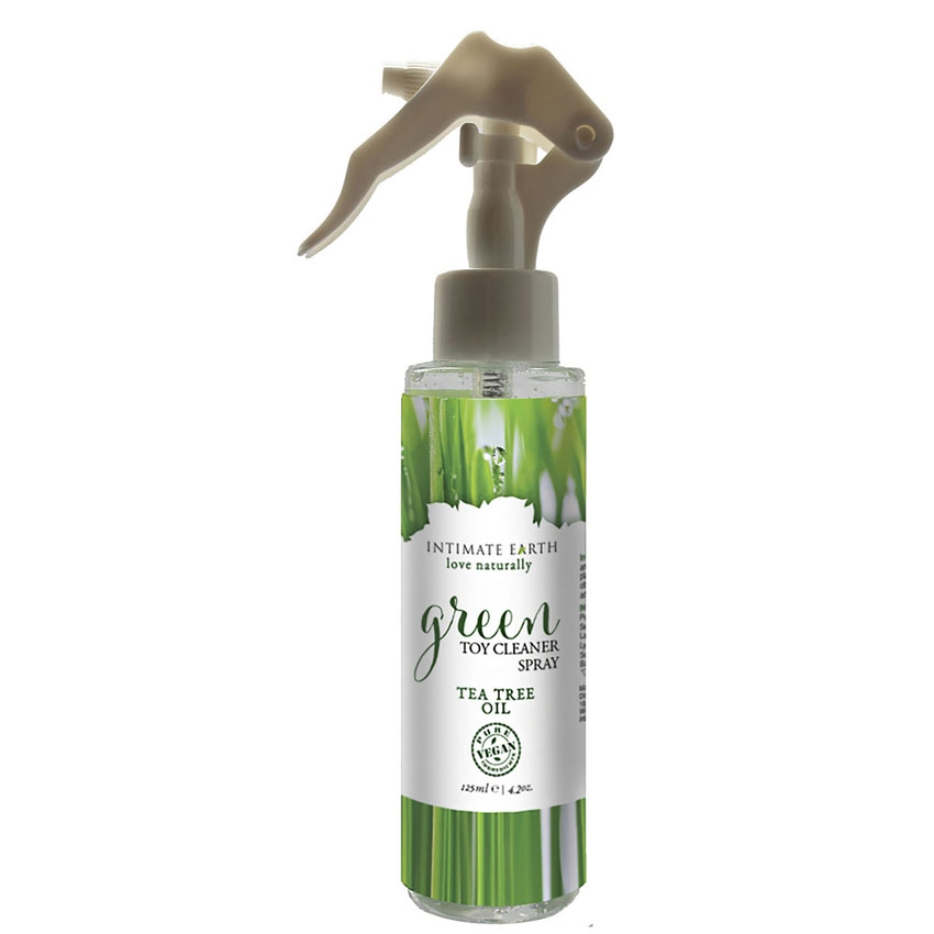 Intimate Earth Green Toy Cleaner Spray