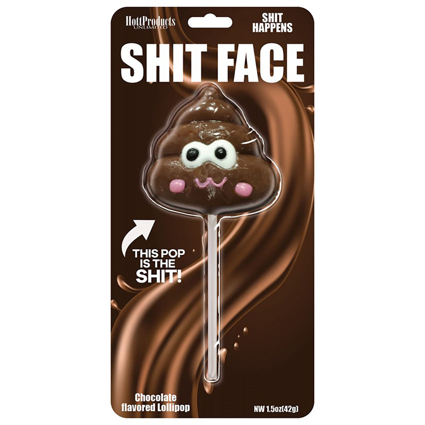 Sh*t Face Sucker