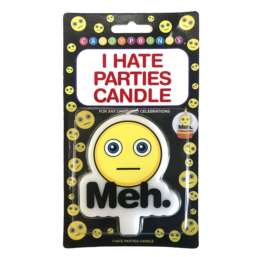 Meh.  Candle