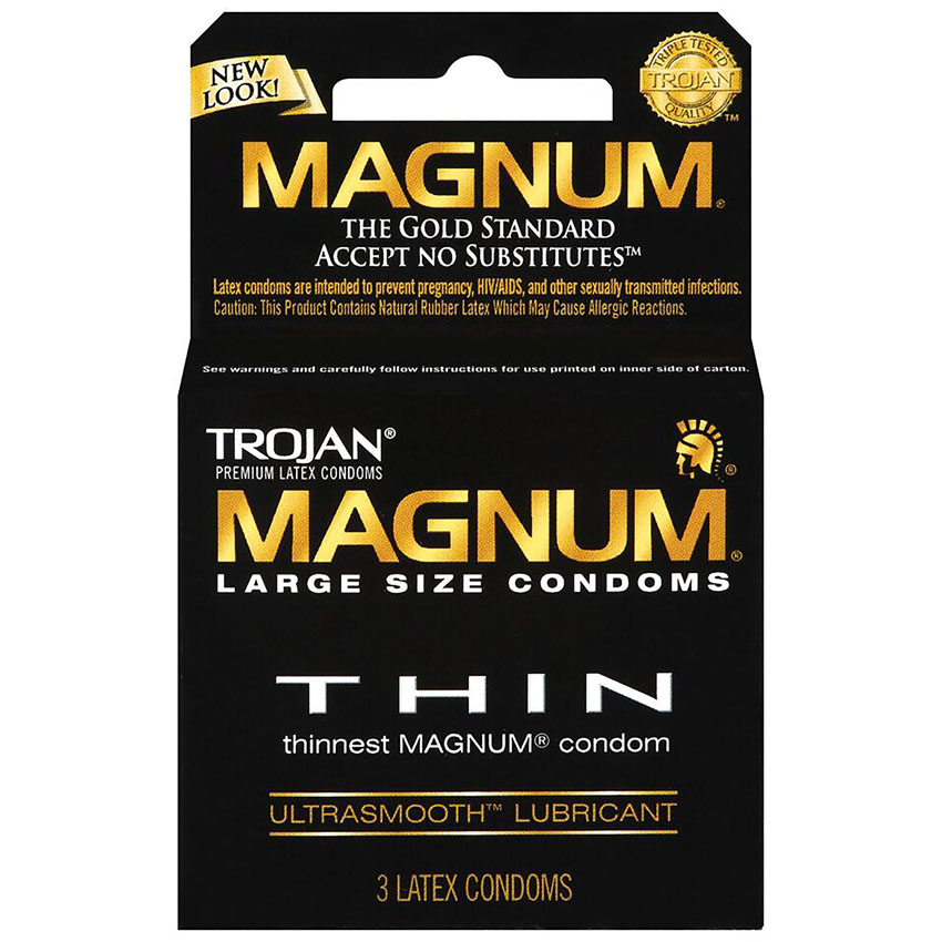 Magnum Large Size Thin