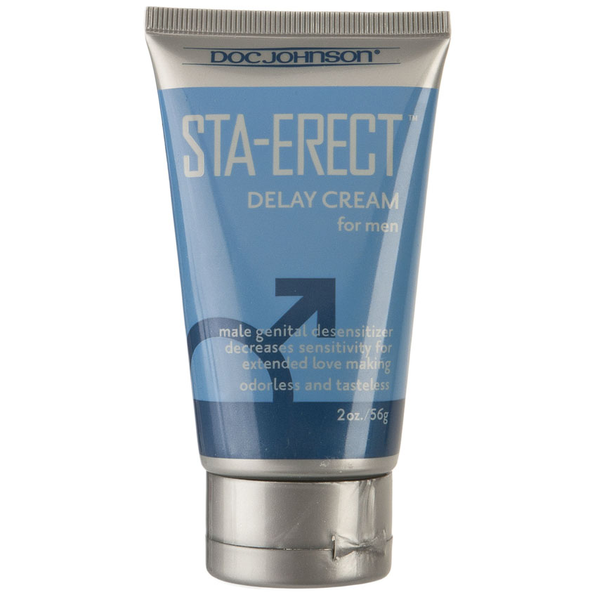 Sta Erect Delay Creme for Men 1