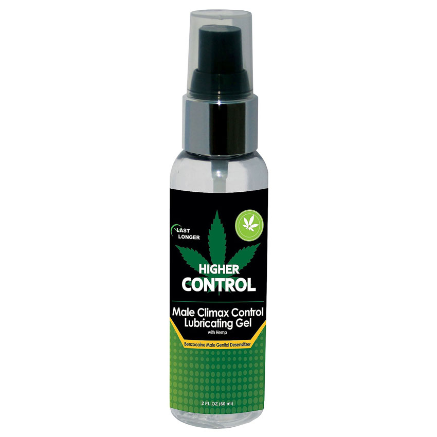 Body Action Higher Control Male Climax Control Lubricating Gel