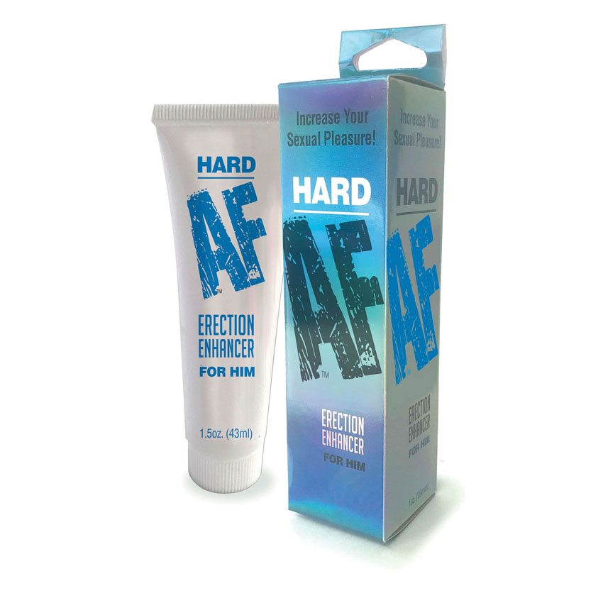 Hard AF Erection Enhancer