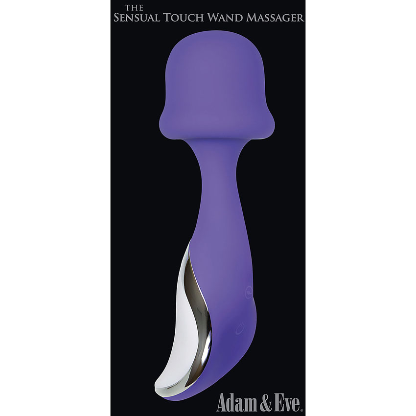A&E The Sensual Touch Wand Massager